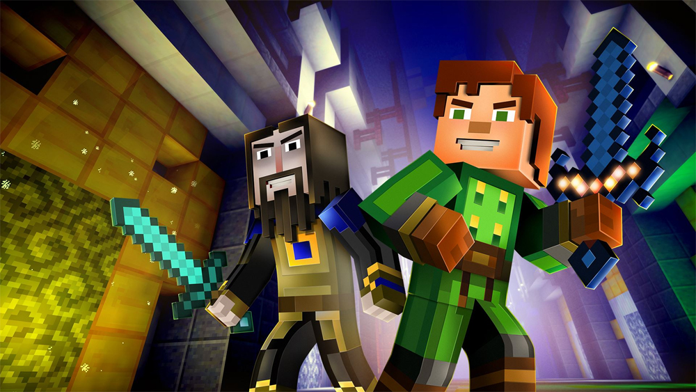 Minecraft Story Mode Episode 6 Coming This Month; New Cast Revealed