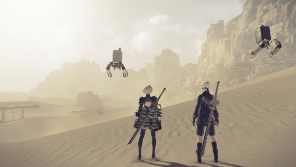 E3 2016: NieR: Automata Gets Delayed and a Trailer