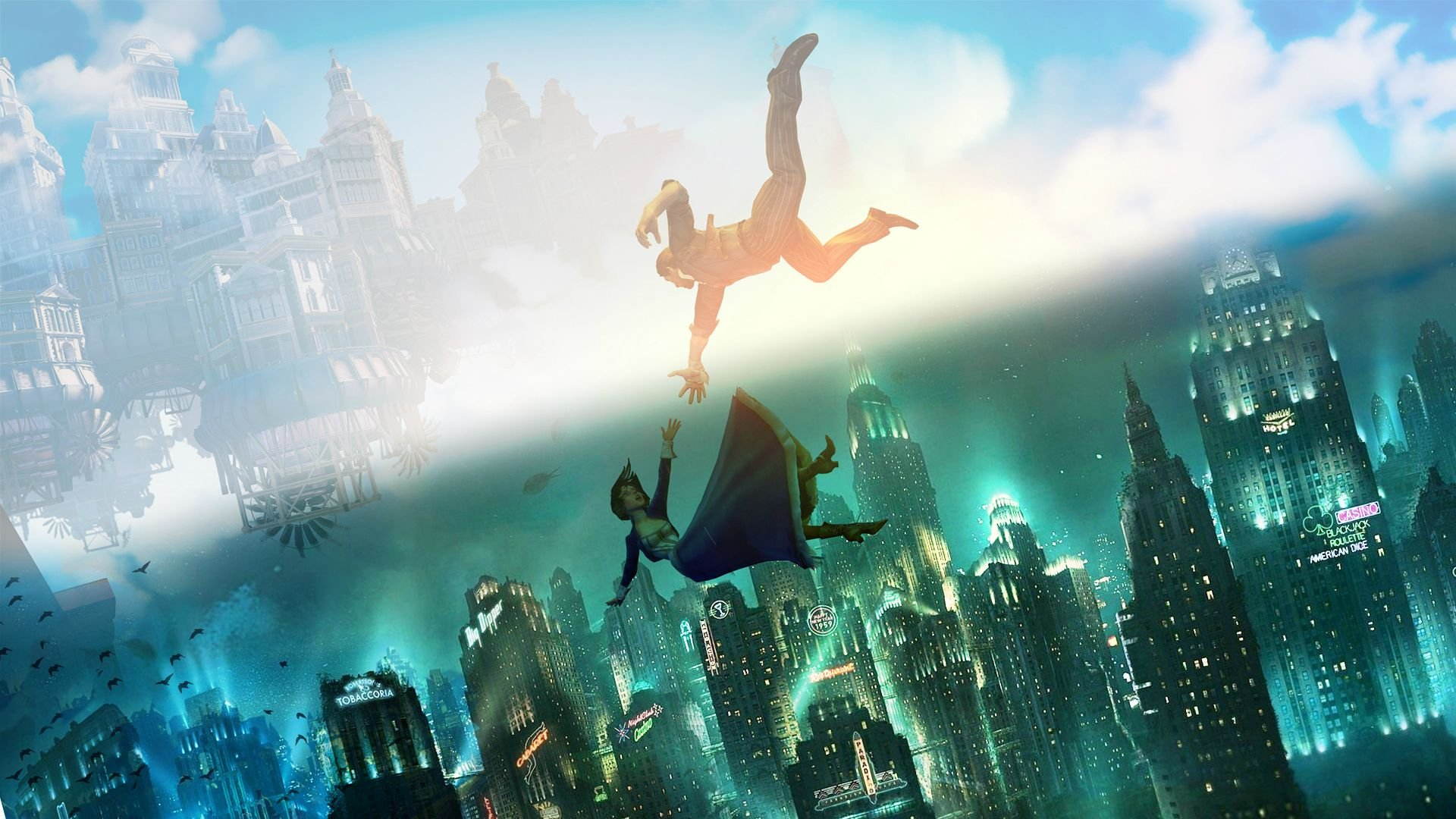 Here's A New BioShock: The Collection Remastered Trailer
