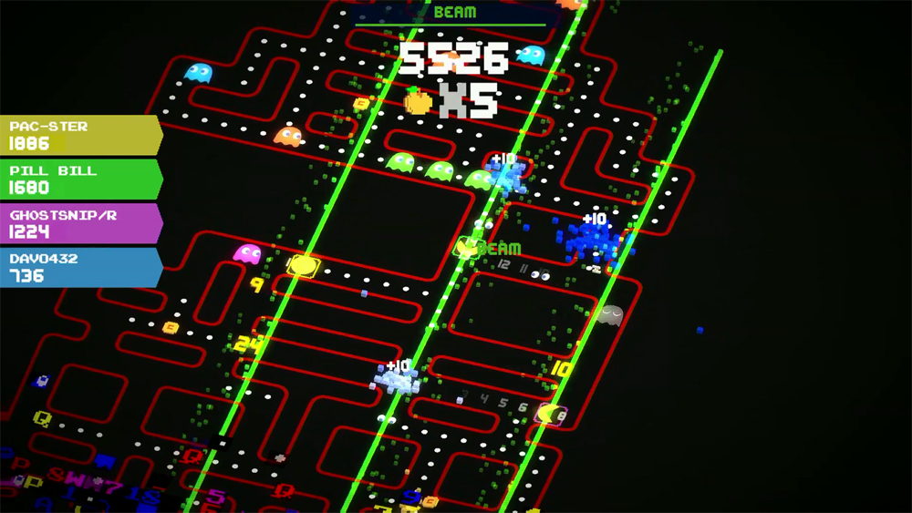 Pac-Man Is Back On Consoles And PC With Pac-Man 256
