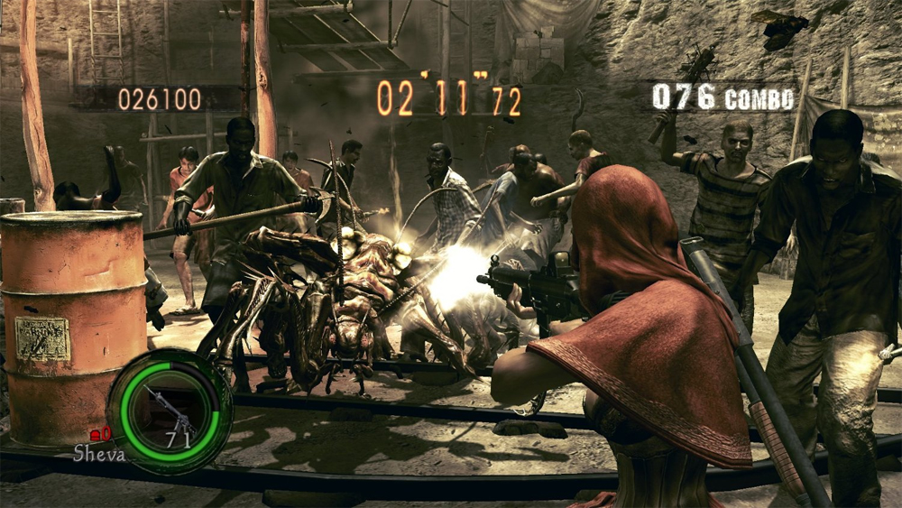 Review: Resident Evil 5 HD