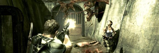 One Hour Tour: Resident Evil 5 HD
