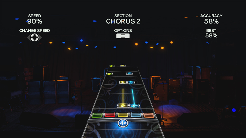 New Rock Band 4 Update Brings Practice Mode
