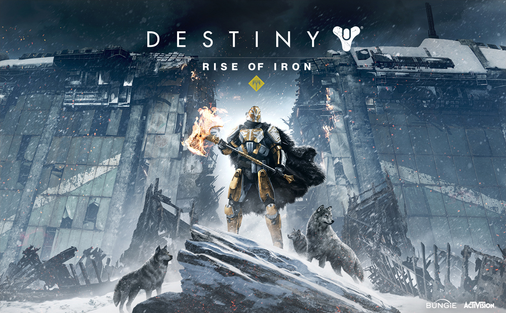 Destiny: Rise Of Iron Revealed; Coming In September