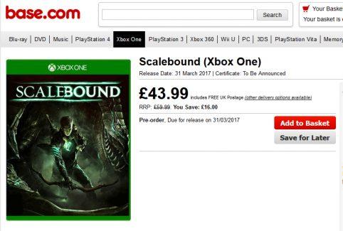 scalebound-rumor-release-date