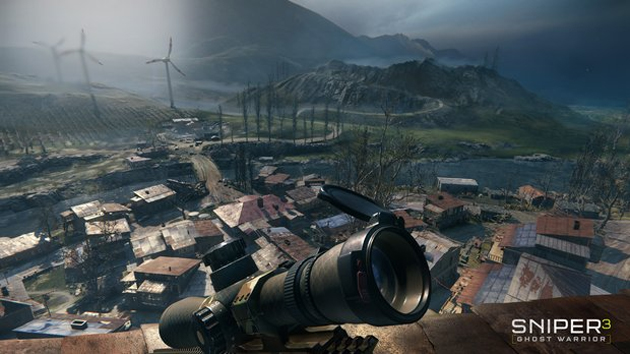 New Sniper: Ghost Warrior 3 Trailer Gives A Glimpse At The Game's Open World