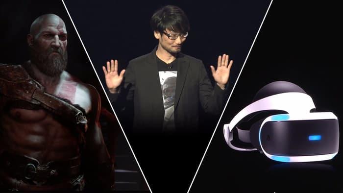 E3 2016: Sony Unveil Extraordinary Gaming Experiences