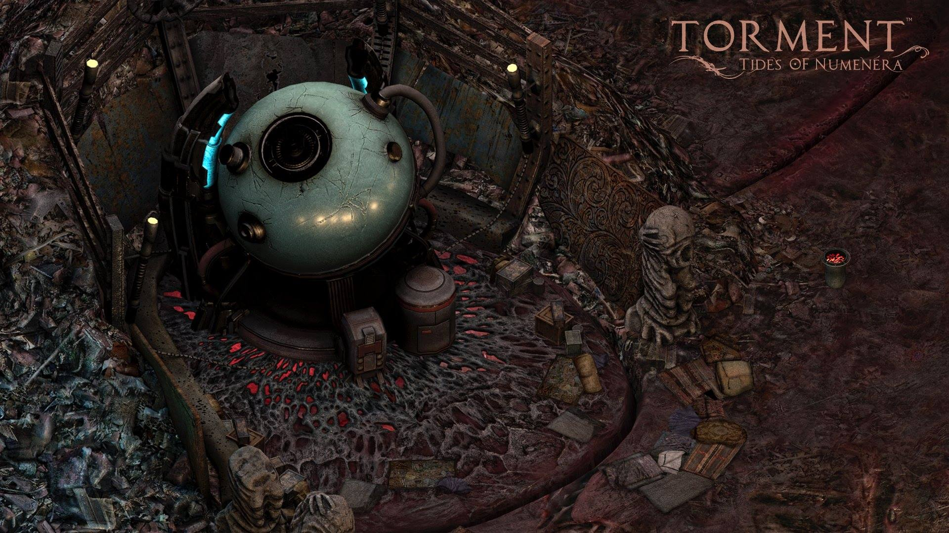 Torment: Tides of Numenera pushed back to 2017