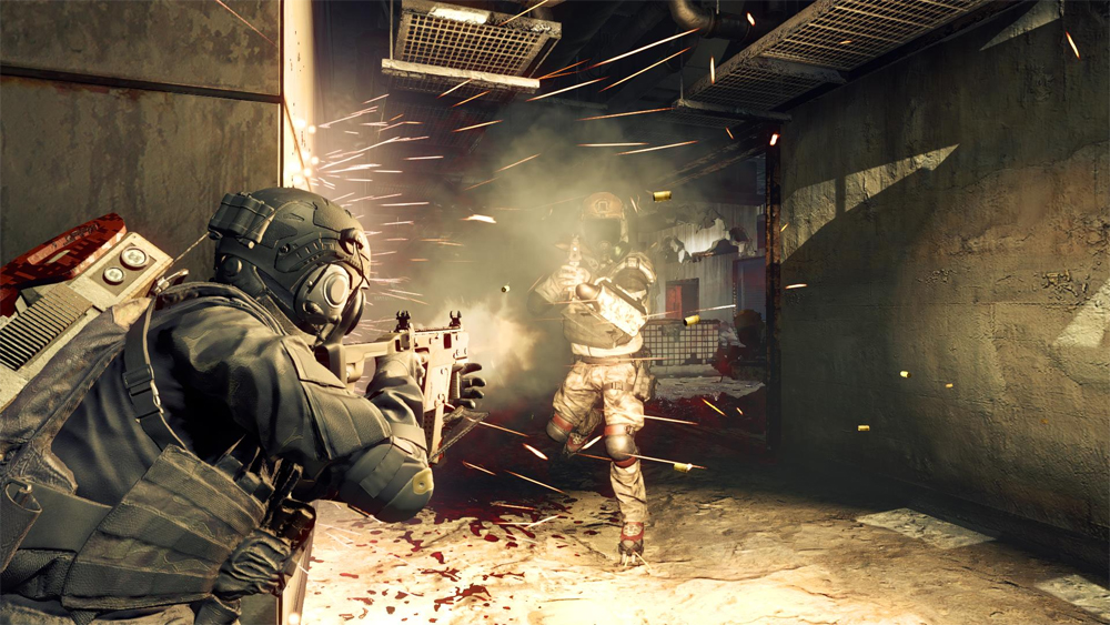 Resident Evil Spin Off, Umbrella Corps, Now Available