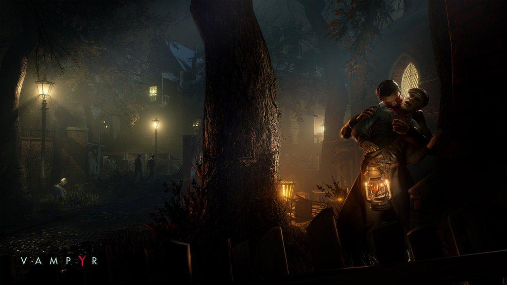 E3 2016: New Vampyr Trailer