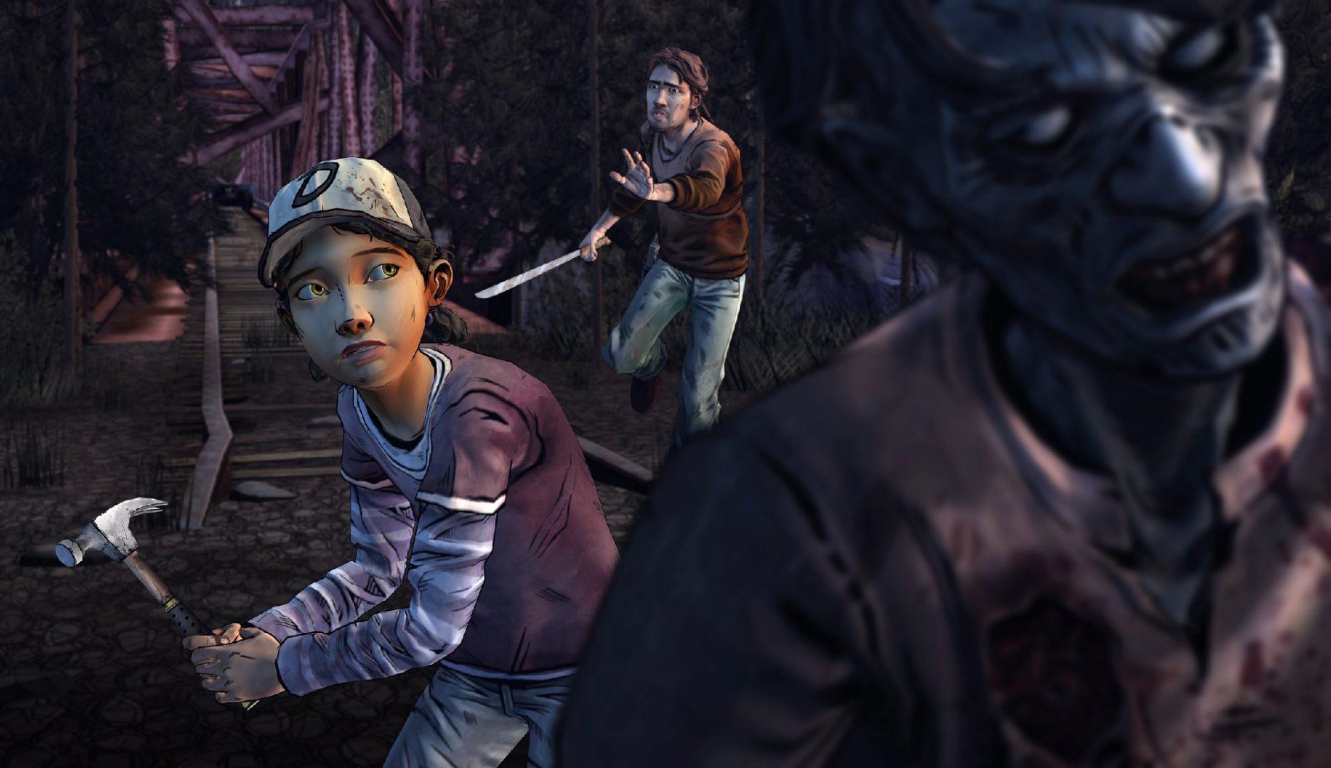 E3 2016: Walking Dead Season 3 Teaser Unveiled