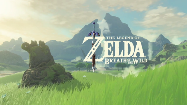 E3 2016: Nintendo Highlights The Legend of Zelda: Breath of the Wild