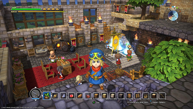 Dragon Quest Builders Pre-Order Bonuses Detailed