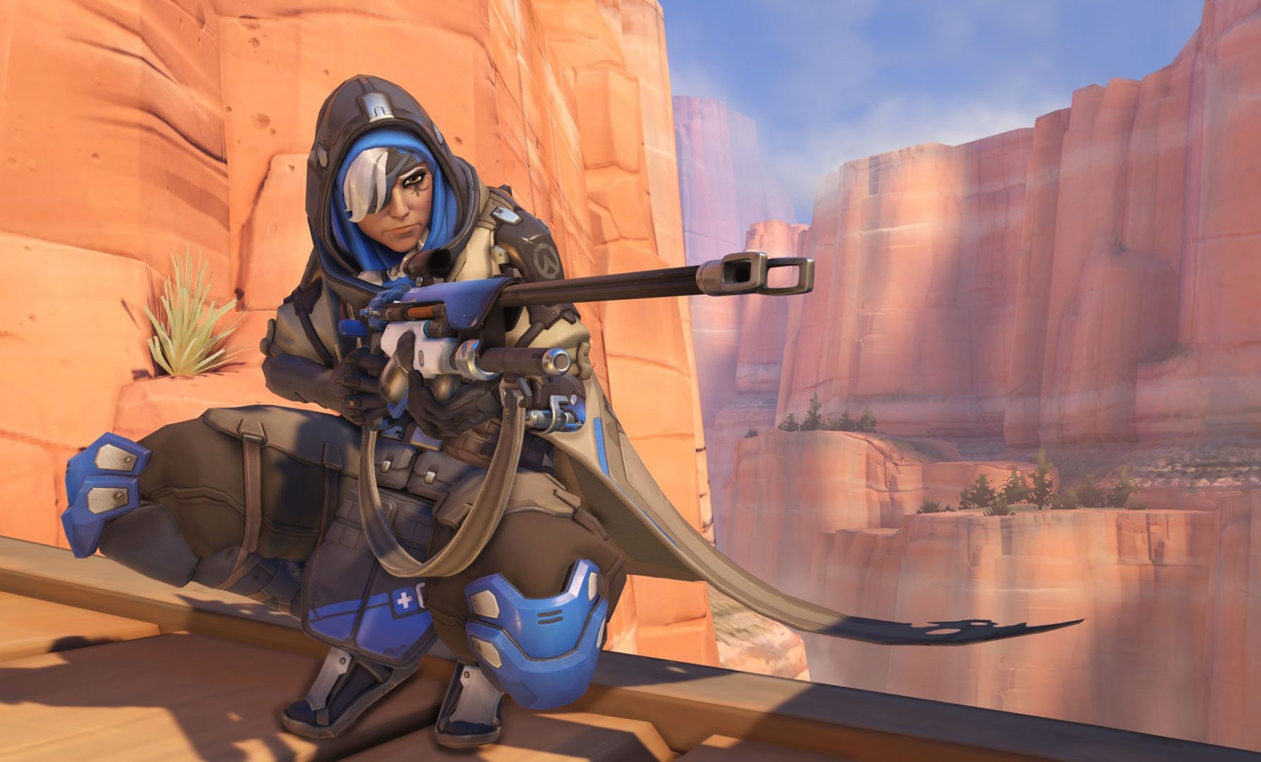 Support Incoming! New Overwatch Hero Revealed