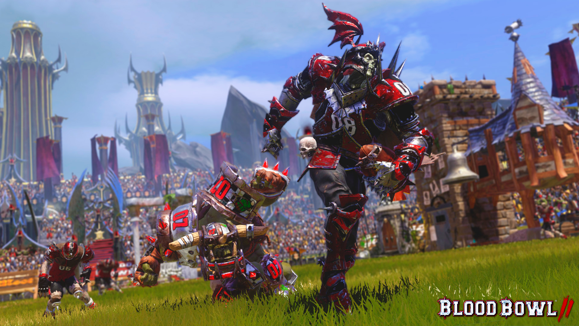 Team Of Undead Coming To Blood Bowl 2