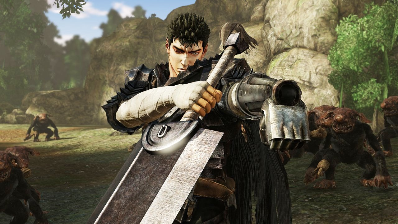 Koei Tecmo's Berserk (Working Title) is Coming to the Western World This Fall