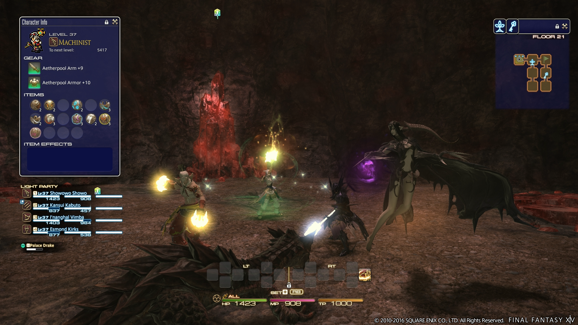 Final Fantasy XIV Patch 3.35 Detailed