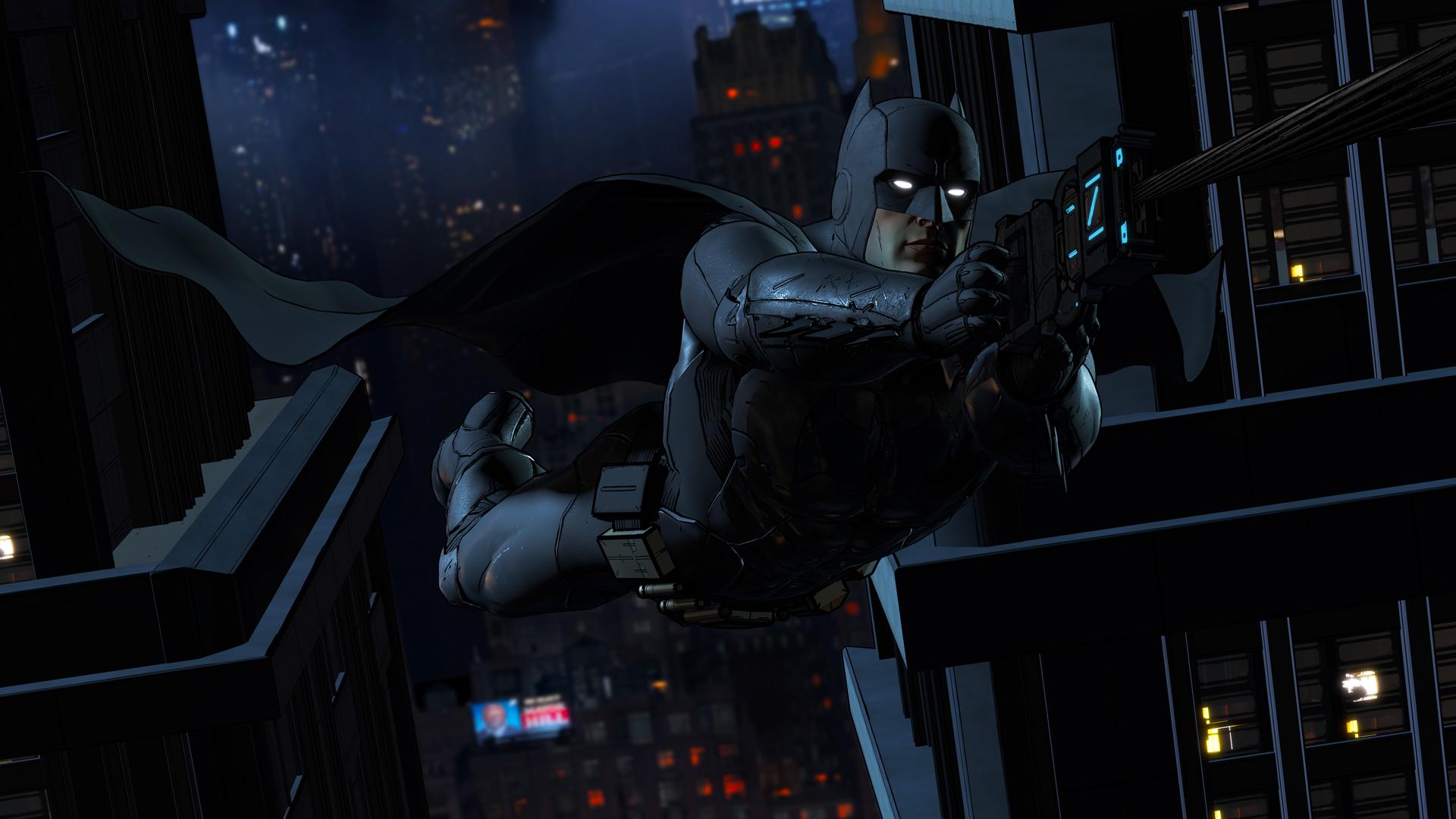 Telltale's Batman Series Launching Next Month
