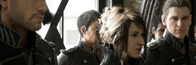Kingsglaive Final Fantasy XV Coming To Home Video In September