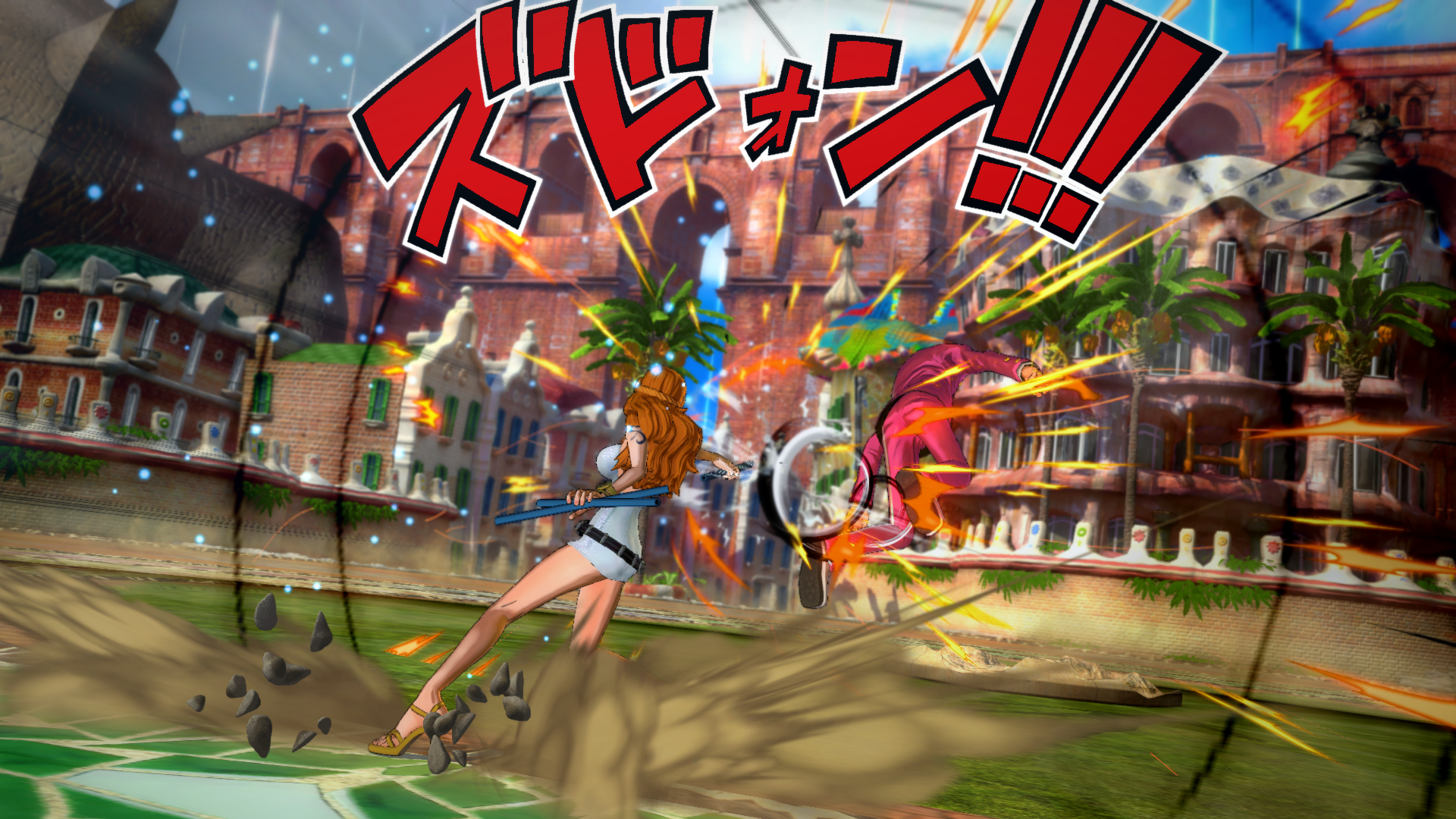 New One Piece Gold Inspired DLC Coming To Burning Blood