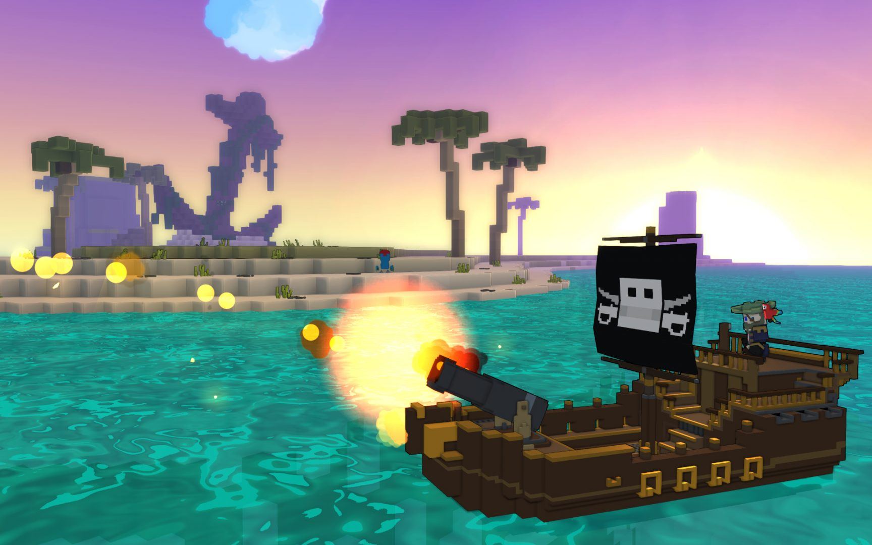 F2P MMO Trove Coming To Consoles This Year