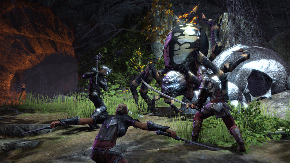 Elder Scrolls Online: launch timing, updated
