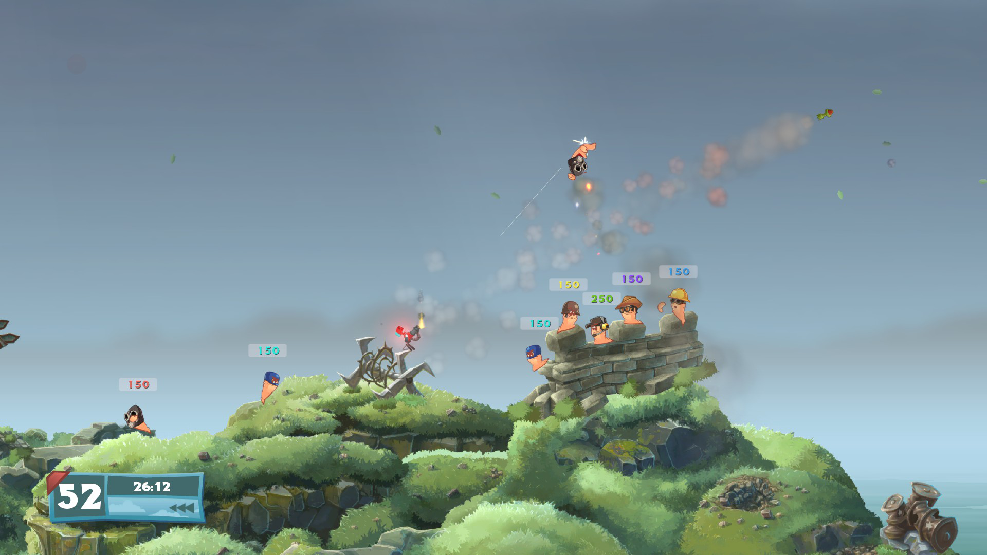 Worms W.M.D. Release Date Announced, Pre-Order Bonuses Detailed