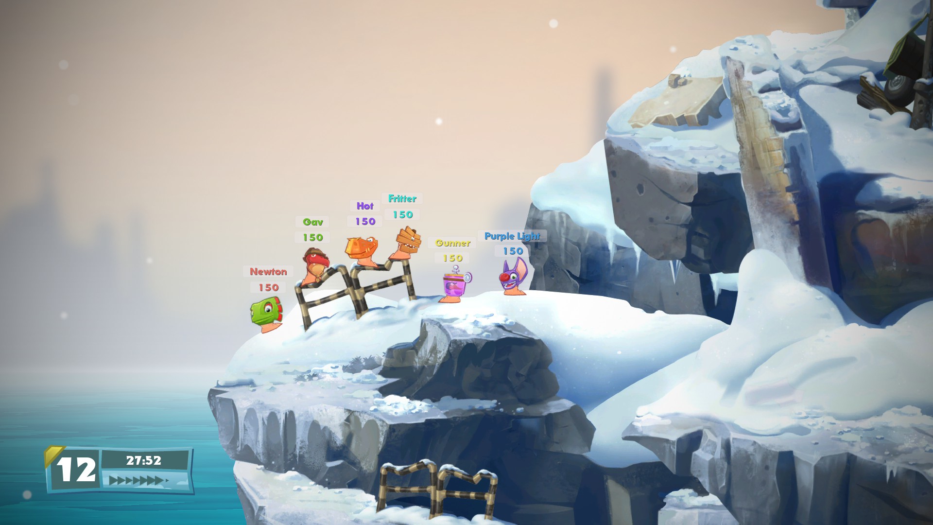 Worms WMD Launch Trailer