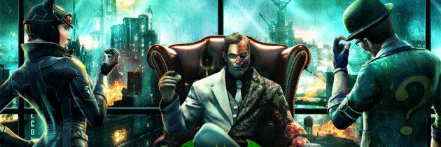 Play As Famous Batman Villains In Arkham Underworld