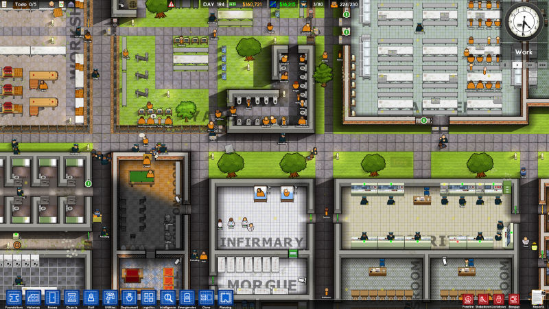 Review: Prison Architect PlayStation 4 Edition