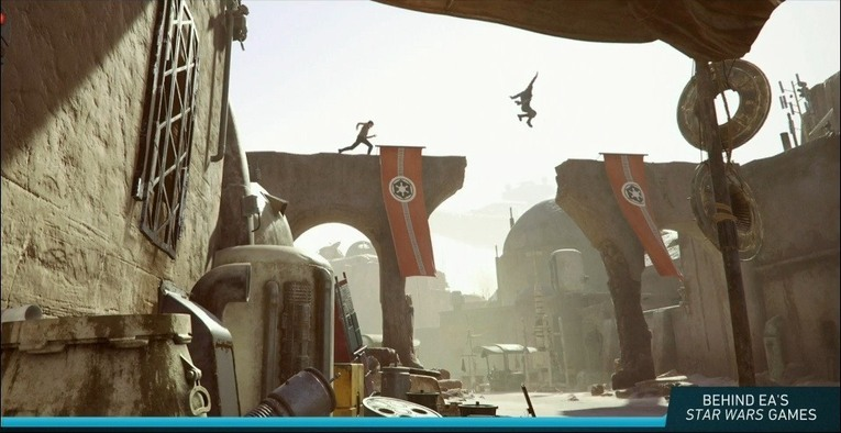 Amy Hennig Reveals Details About Visceral's New Star Wars Game