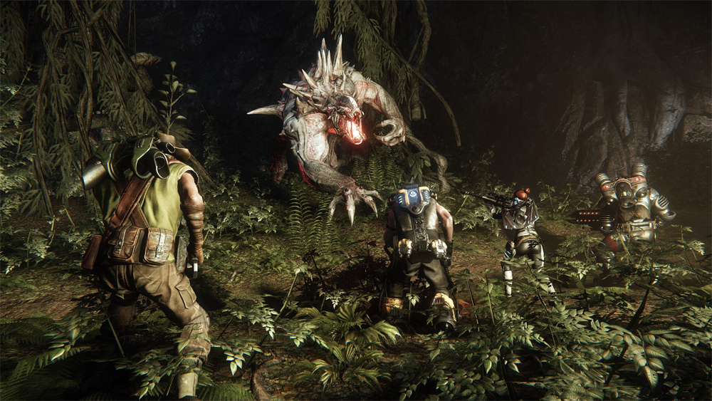 Evolve Now Free-To-Play On PC