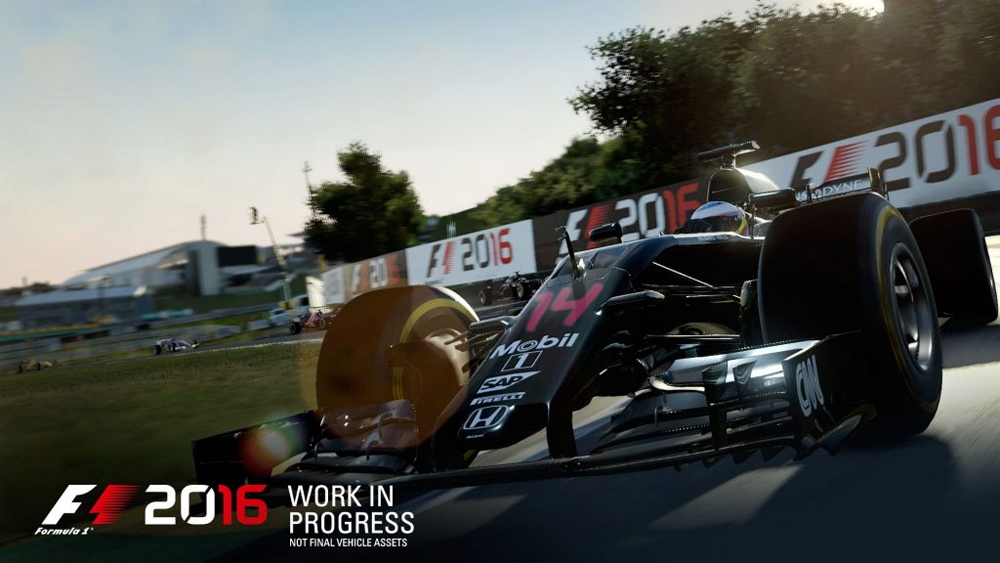 Play With Up To 22 Players Online With F1 2016