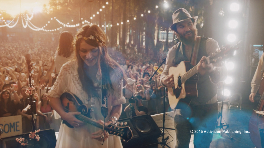 Festival Themed DLC Now Available For Guitar Hero Live