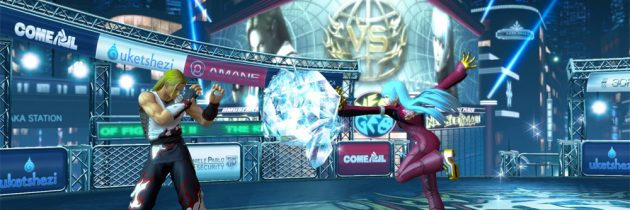 Pick A Fight With King Of Fighters XIV