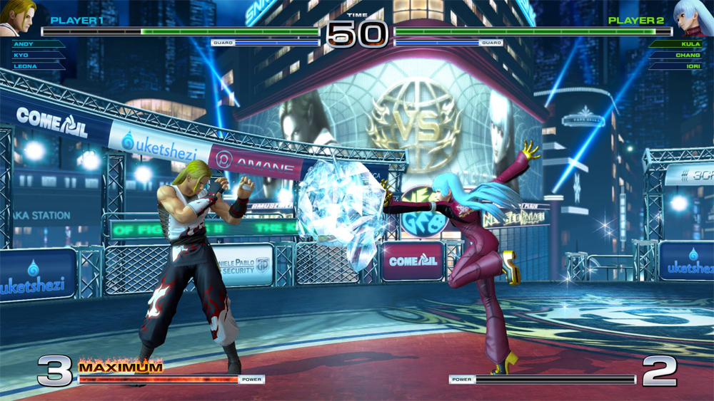 King Of Fighters XIV Demo Now Available