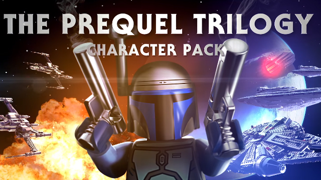 First Season Pass DLC For Lego Star Wars The Force Awakens Now Available