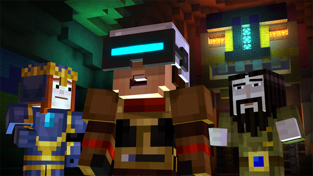 Experience The Full Minecraft Story This October