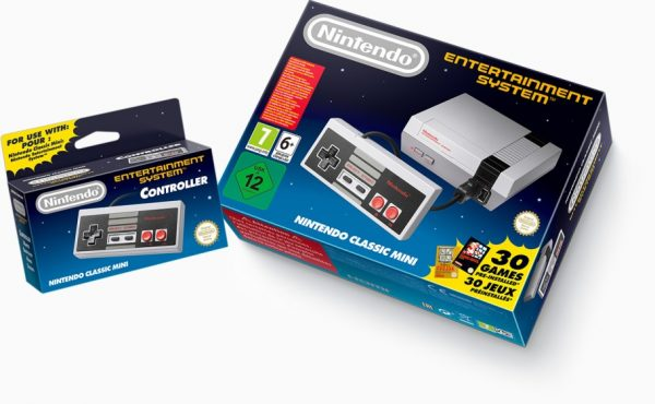 Nintendo is releasing a mini NES later this year