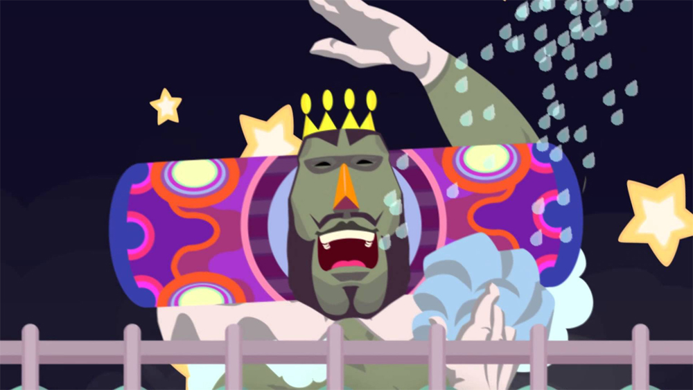 The Prince Is Back As Tap My Katamari Is Now Available For Mobile Devices