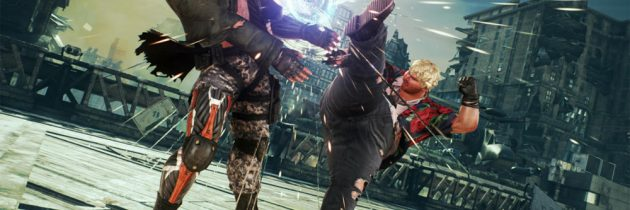 Tekken 7 Championship Coming To The UK And Ireland