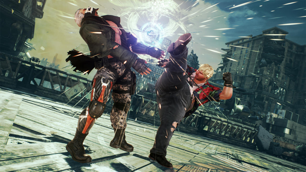 Two New Characters Join The Tekken 7 Roster
