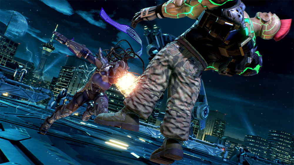 Tekken 7 To Be Playable At EGX