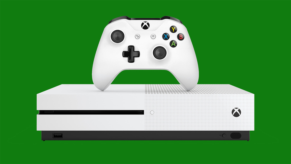 Xbox One S Releasing Next Month