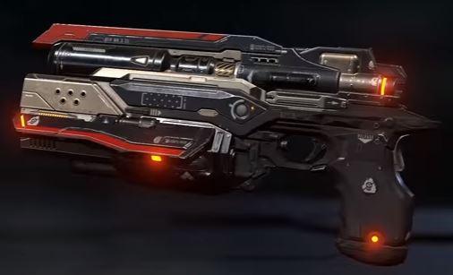 Doom-UAC-EMG-Pistol