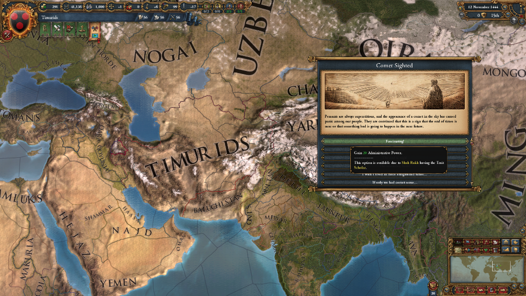 New Expansion Coming For Europa Universalis IV