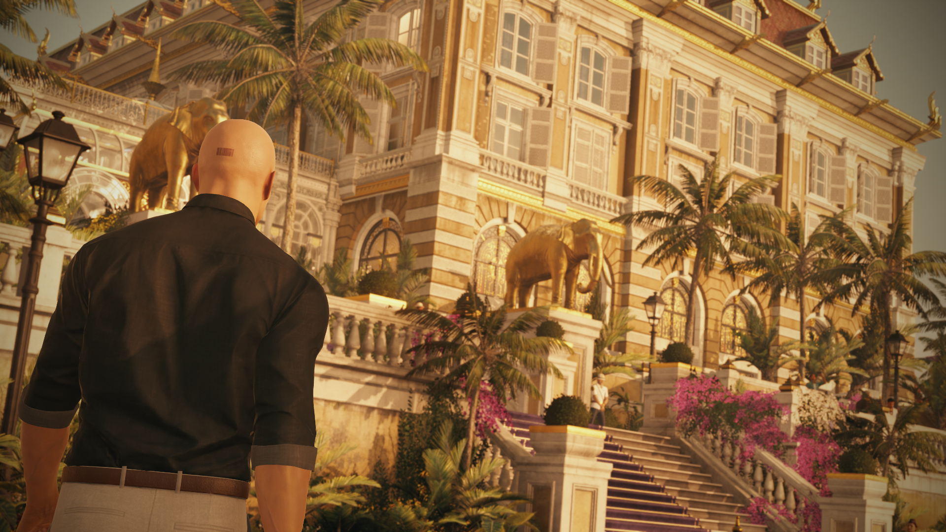 Take A Trip To Bangkok With Agent 47 Next Week
