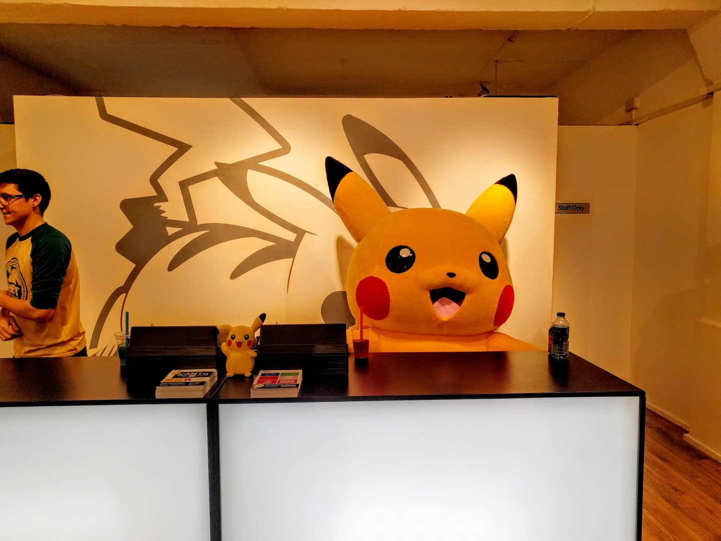 Pikachu opens a London pop-up store with style