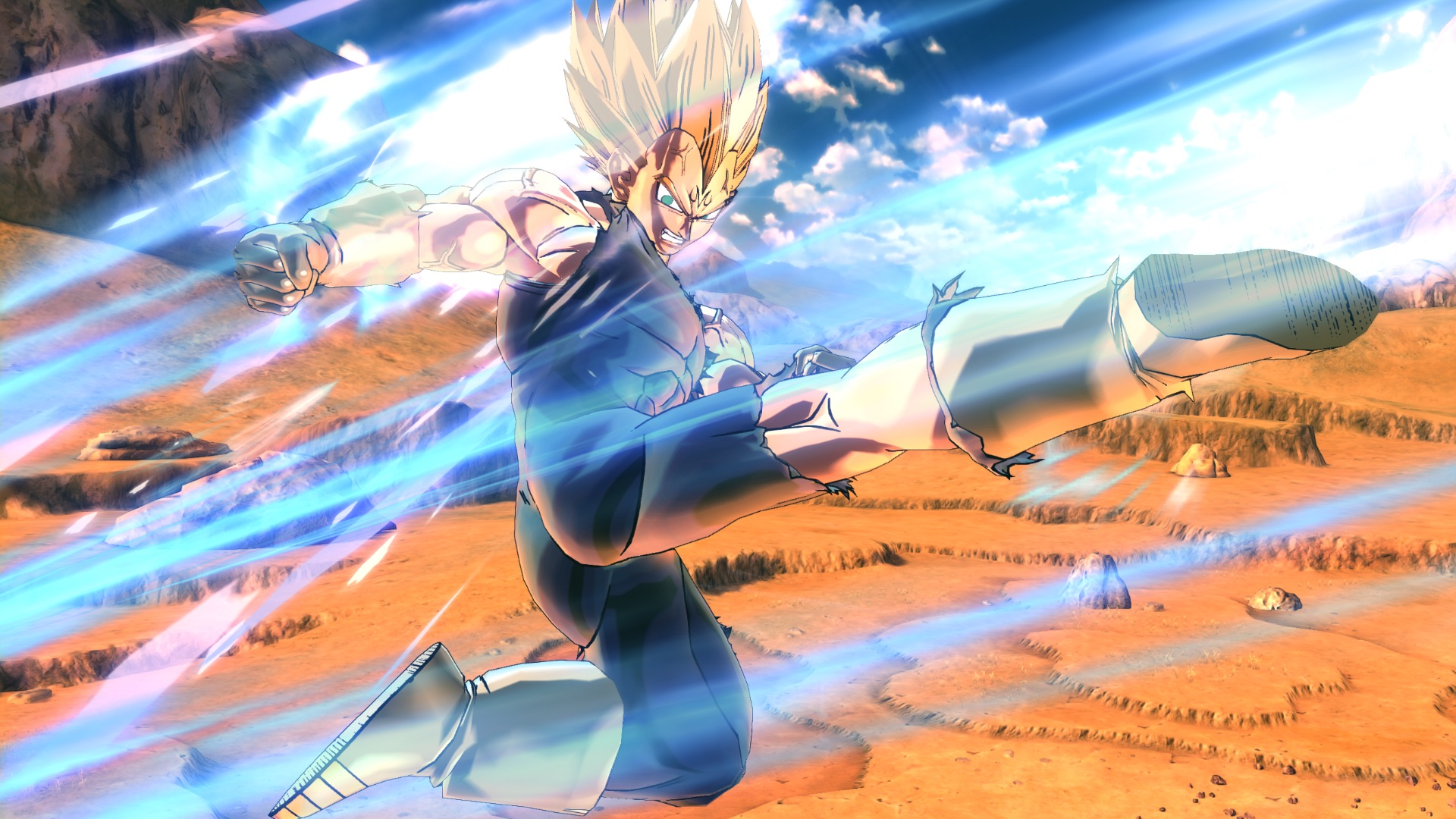 New Modes, Character and Open Beta for Dragon Ball Xenoverse 2