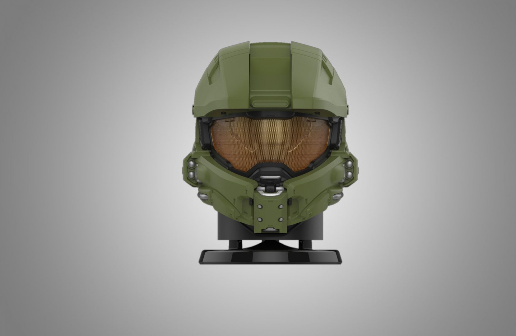 Ramp it up, Spartan, With These New Halo Bluetooth Speakers